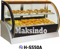 mesin warmer roti